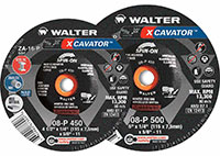 Ultra high removal grinding wheel