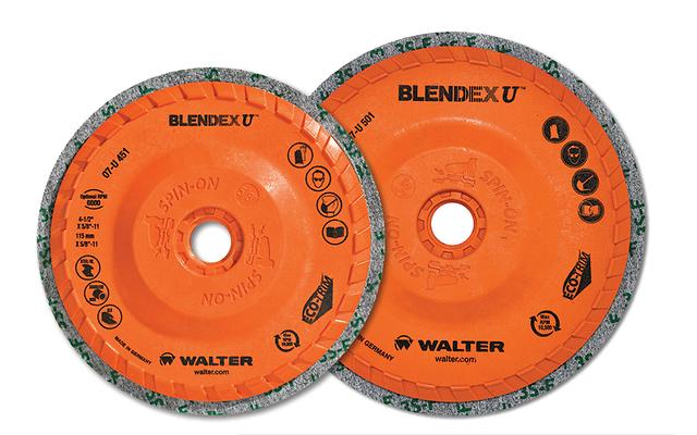Blendex U Cup Discs Walter Surface Technologies