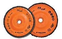 Discos de copa para lijado/pulido en pulidores angulares