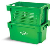 Bio-Circle una solución de pre-lavado para la difícil tarea de remover residuos y contaminantes requemados.