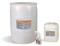 Formulación de limpieza y neutralización