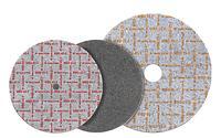 For use on angle grinder or bench grinder