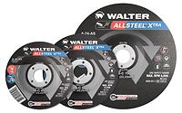 General purpose grinding wheel for steel and stainless steel