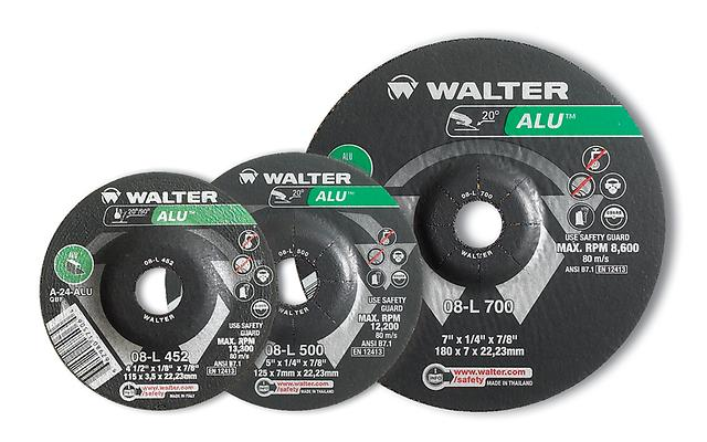 Bonded Abrasives Grinding Wheels Walter Surface Technologies