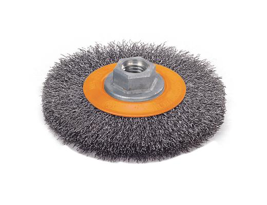 Crimped Wire Wheel Brushes Walter Surface Technologies