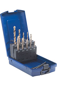 HSS Power Tap and Drill Bit Set